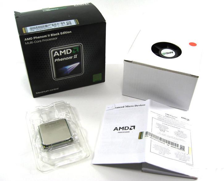 AMD Phenom II X6 1100T Black Edition