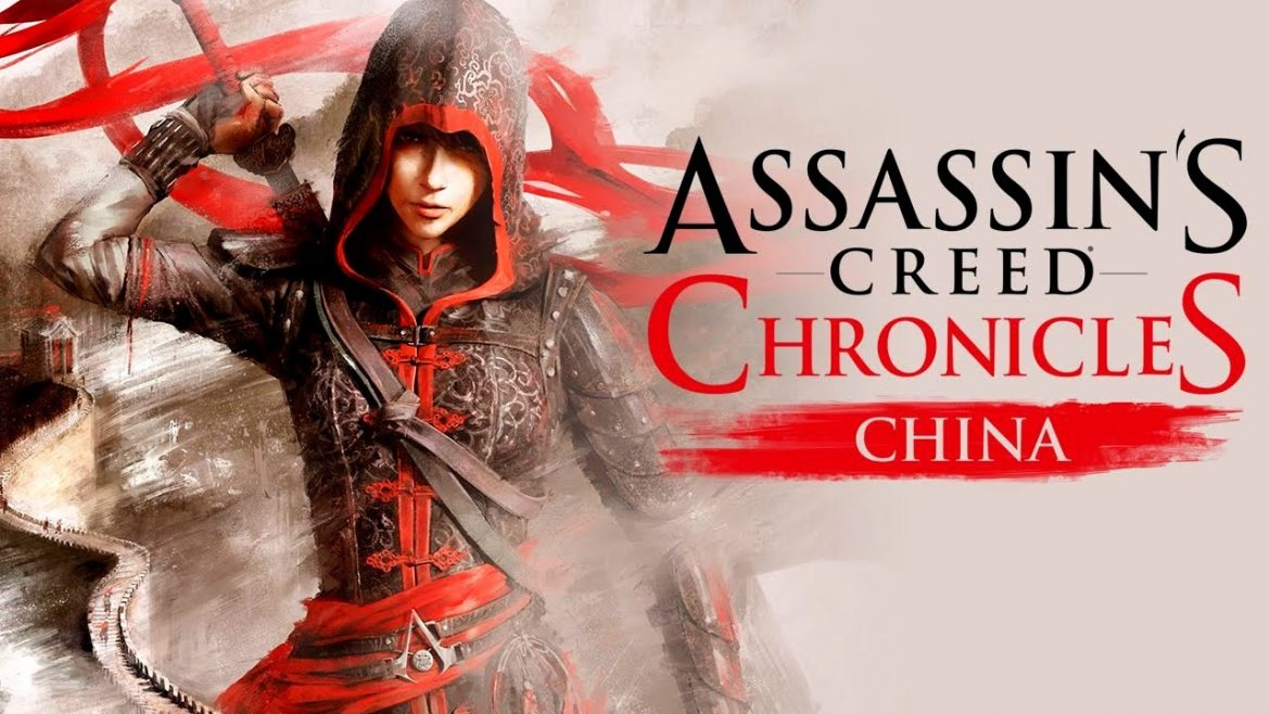 Assassins Creed Chronicles China cover