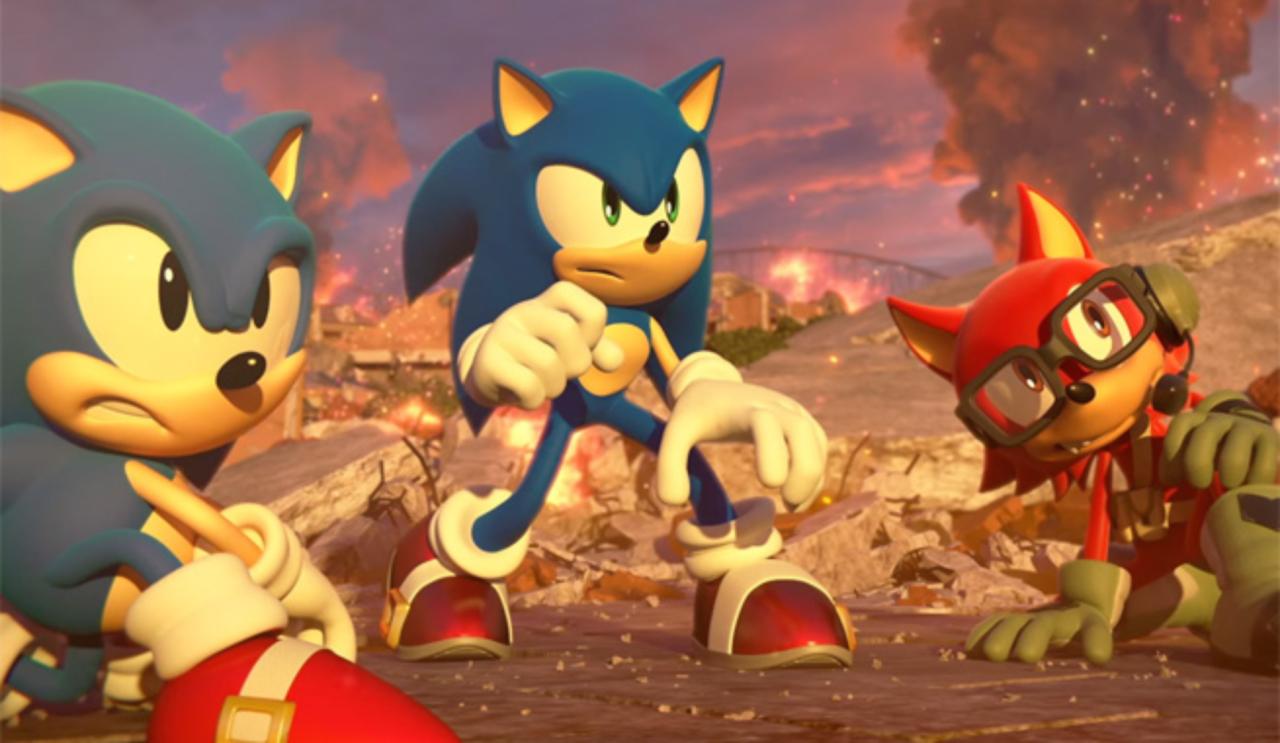 Sonic Forces izlazi početkom novembra
