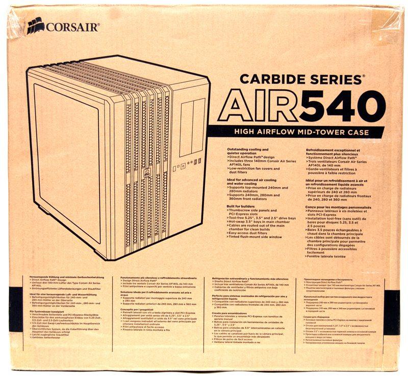Corsair Air 540