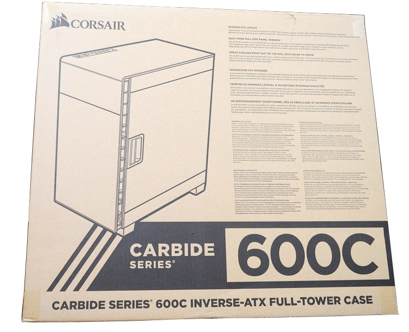 Corsair Carbide 600C