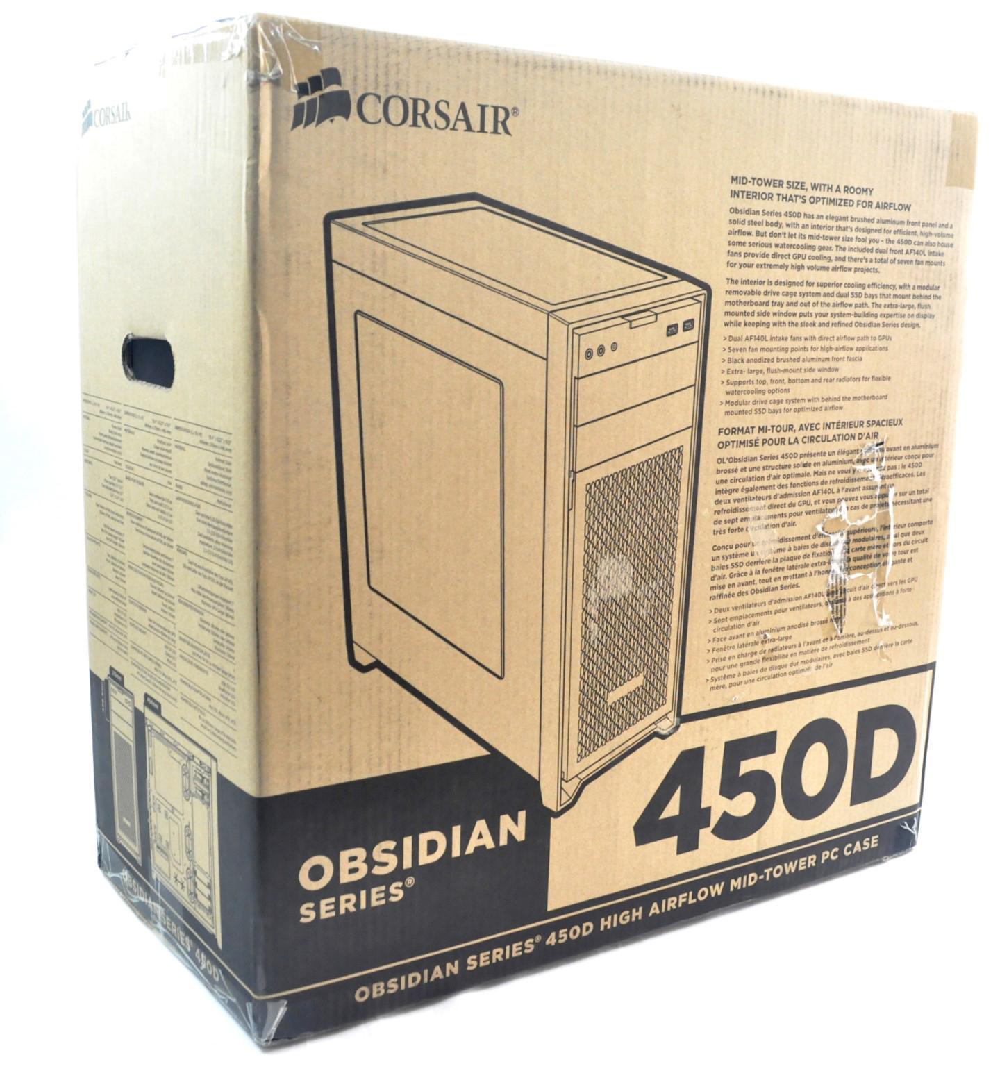 Corsair Obsidian 450D