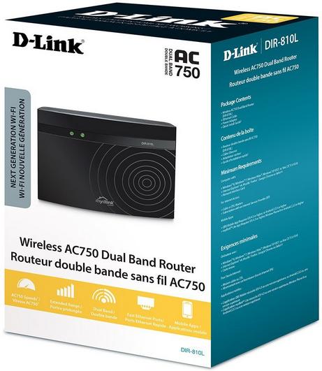D-Link DIR-810L
