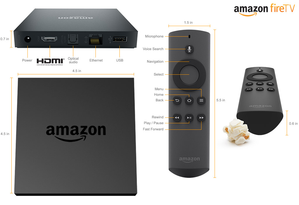 Amazon predstavio novi Fire TV