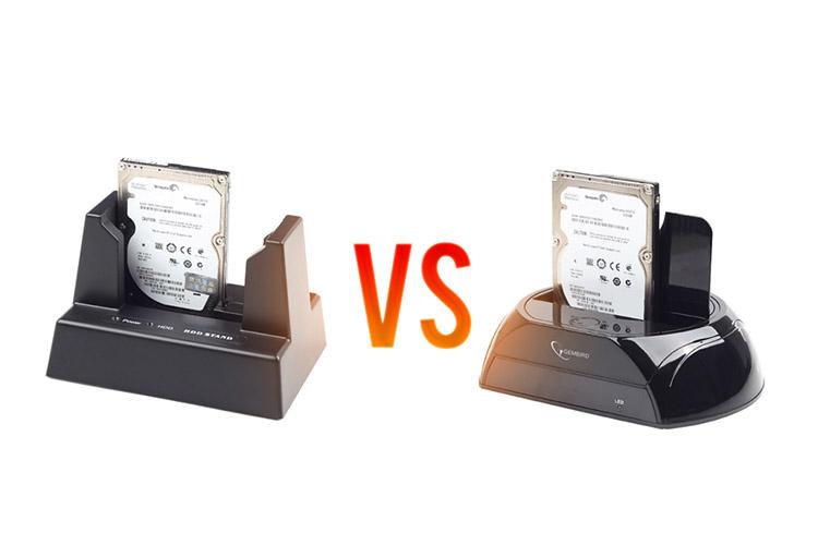Gembird HD32-U2S-3 vs HD32-U3S-2