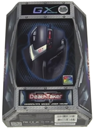 Genius GX-Gaming DeathTaker