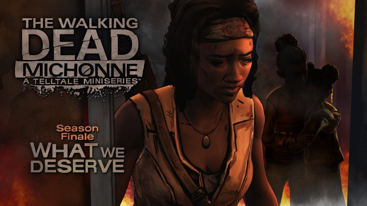 The Walking Dead: Michonne – Episode 3: What We Deserve