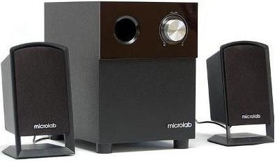 Microlab M-108U vs Microlab M-109