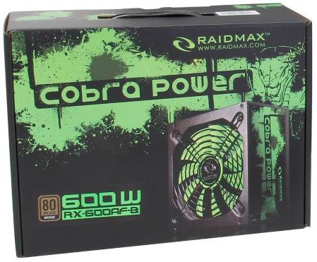 Raidmax Cobra RX-700AC-B