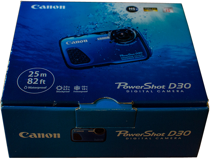 Canon D30