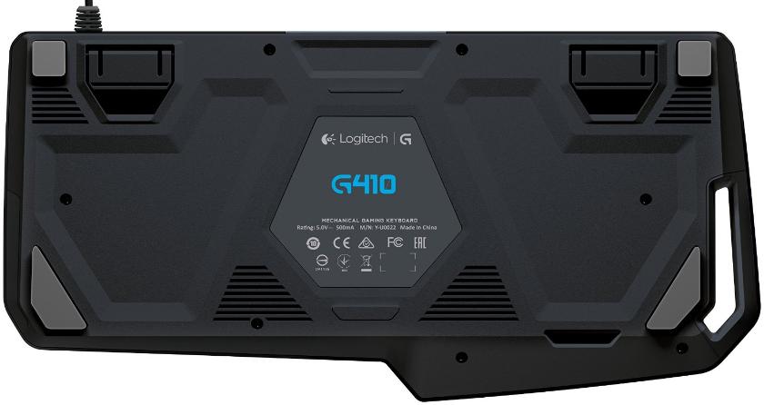 Logitech G410