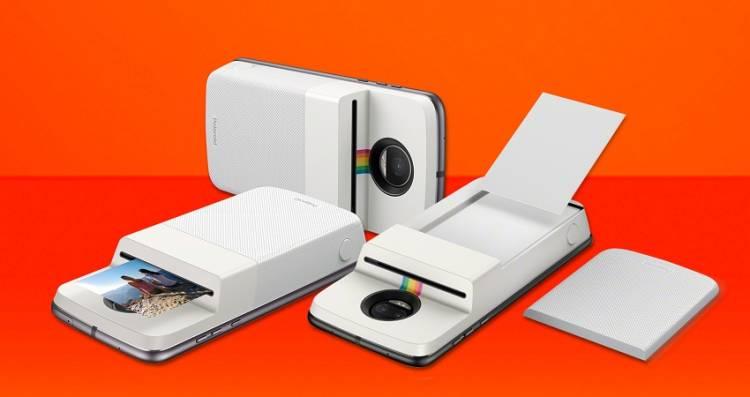 Polaroid Moto Z