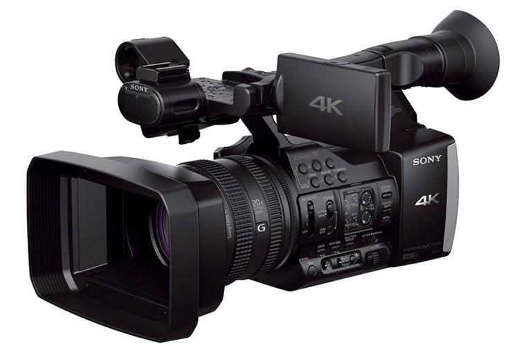 Sony FDR AX1