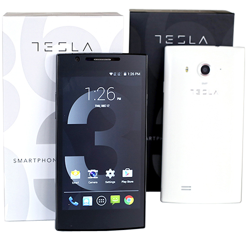 Tesla Smartphone 3