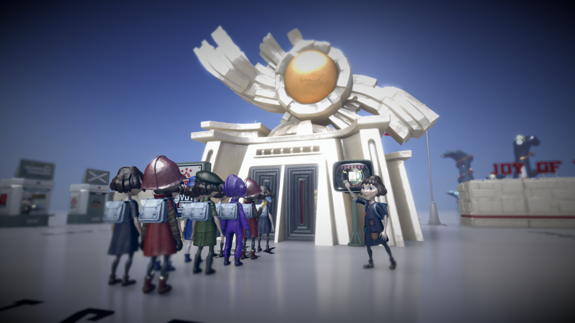 Uskoro The Tomorrow Children