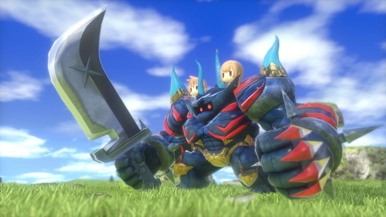 Osetite atmosferu World of Final Fantasy