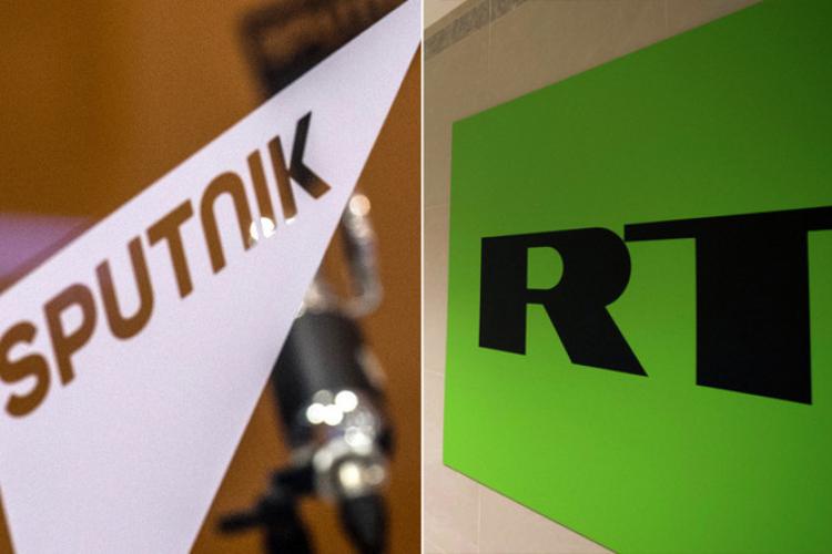 """Google """"objavio rat"""" RT i Sputniku"""