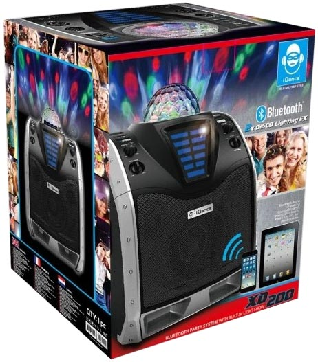iDance Soundsystem XD200