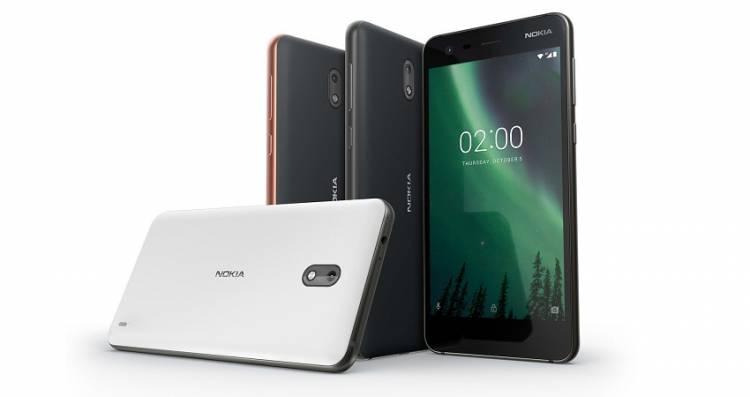 Predstavljena Nokia 2