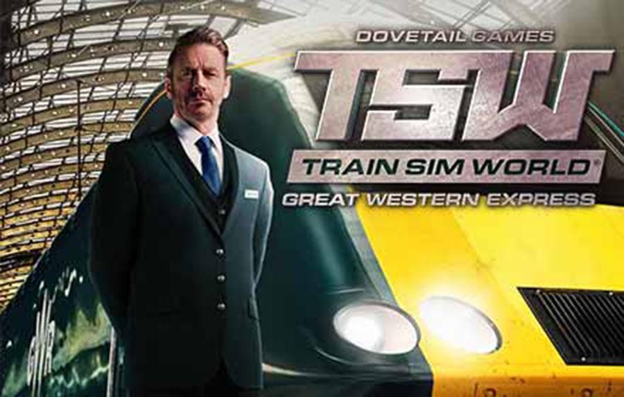 Train Sim World: Great Western ExpressTrain Sim World: Great Western Express