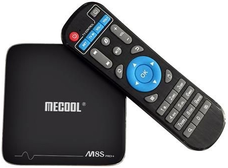 Gembird GMB-M8S Pro+ (Smart TV box)