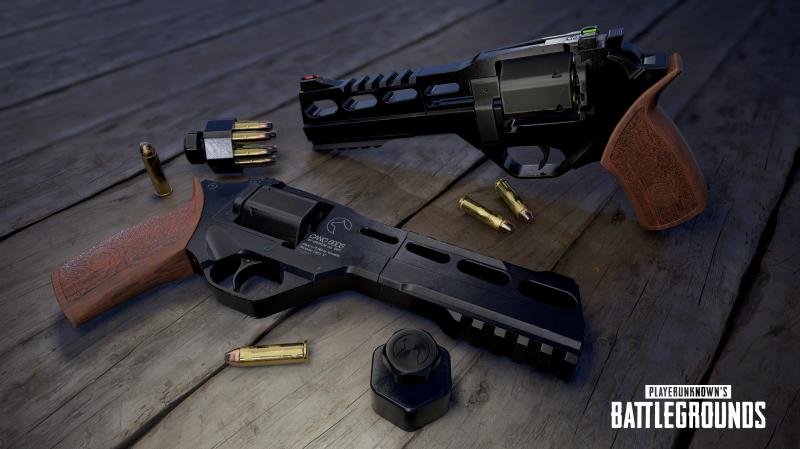 R45 revolver