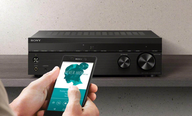 Sony DH790 AV risiver