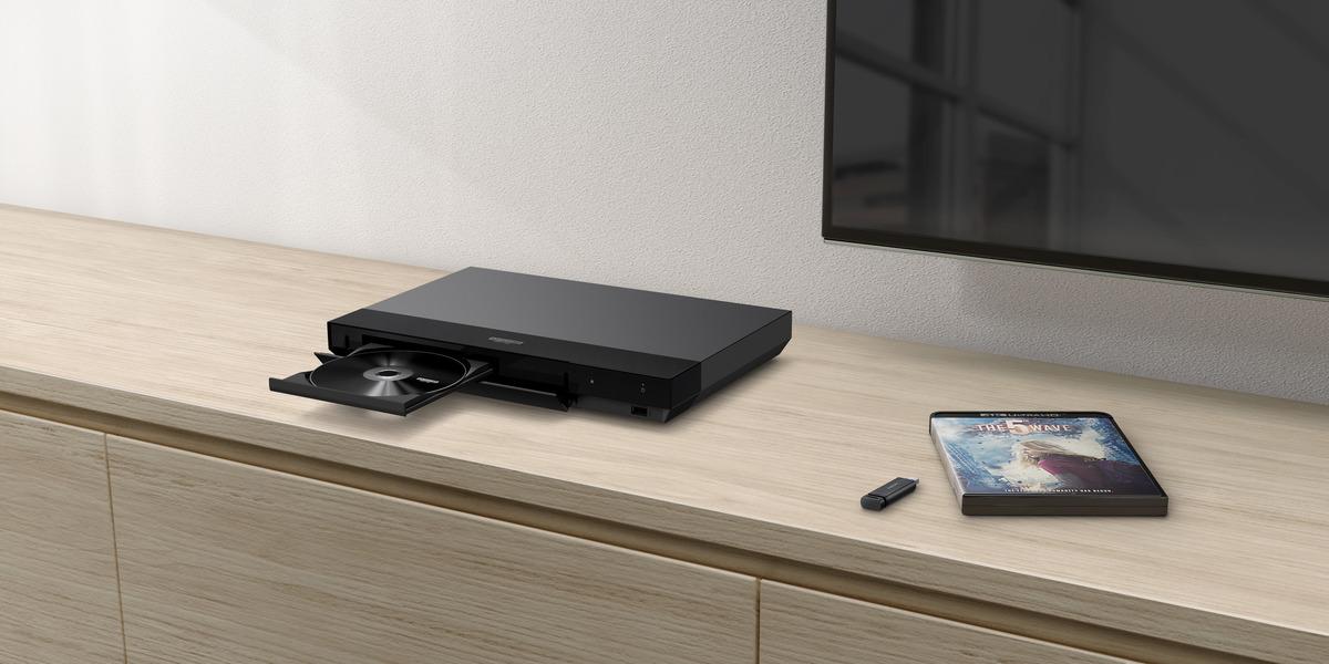 Sony X700 4K Ultra HD Blu-ray plejer