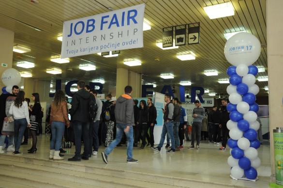 Job Fair 2018 - Tvoja karijera počinje ovde!