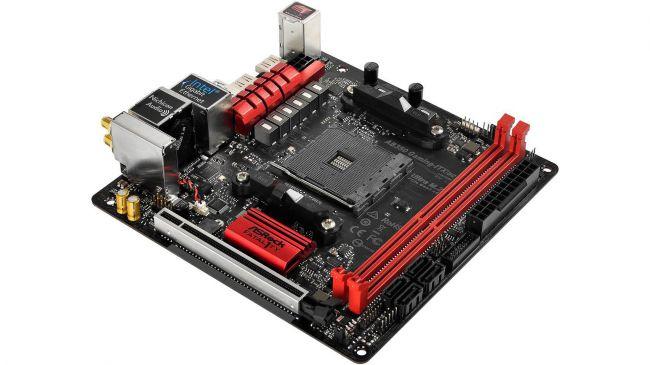 ASRock AB350 Gaming-ITX