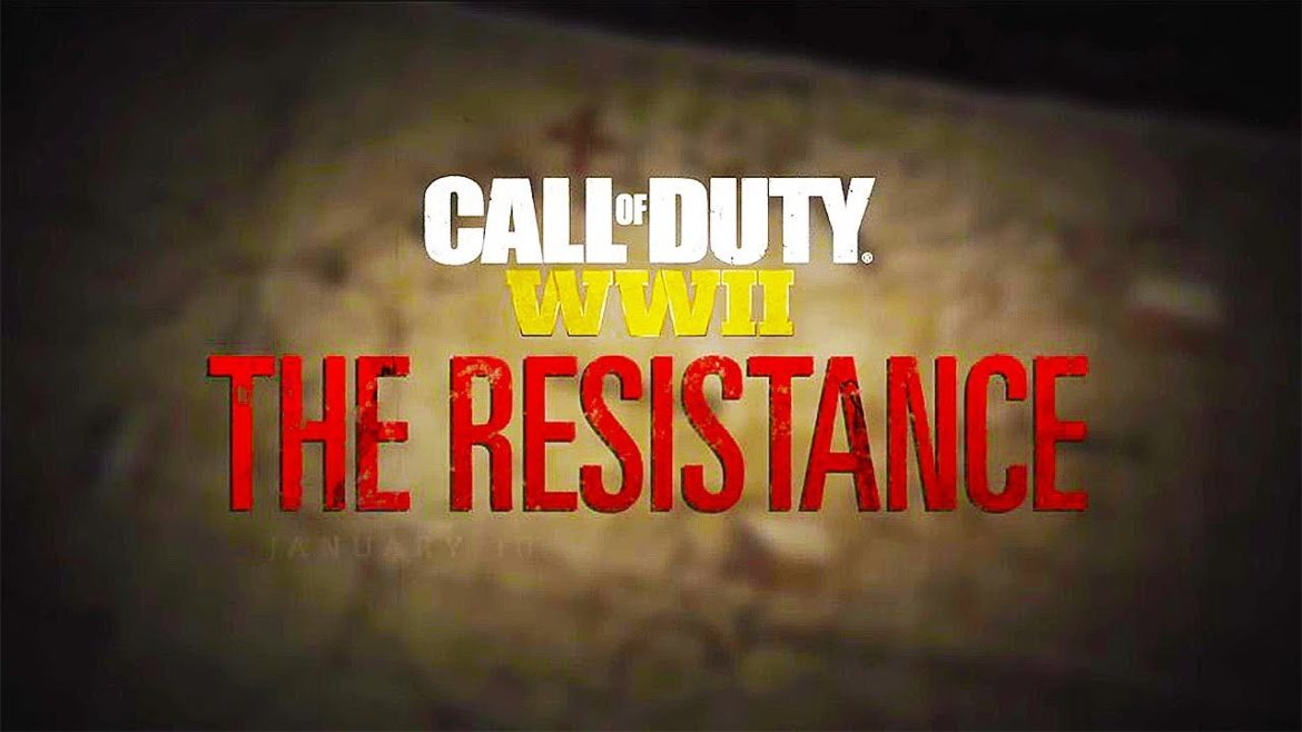 Call of Duty: WWII Resistance DLC