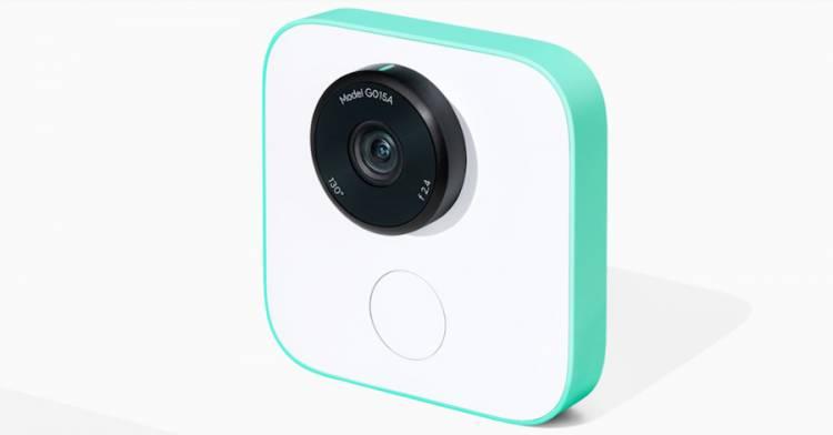 Google Clips kamere
