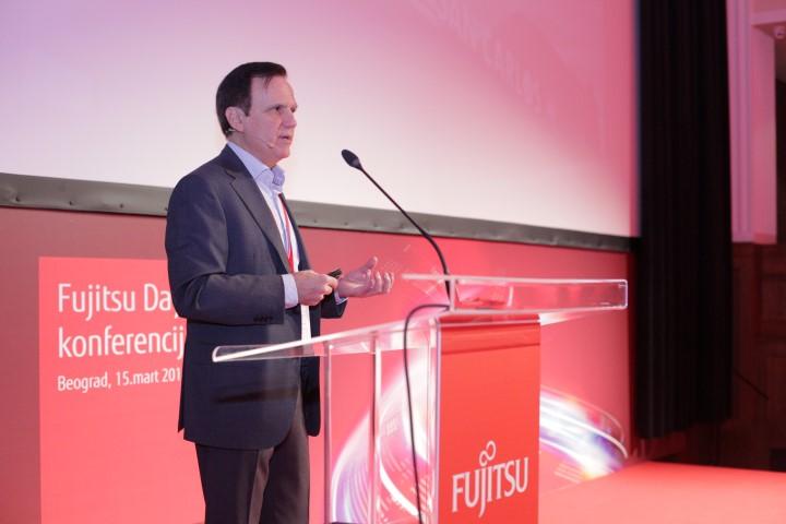 Fujitsu Day konferencija