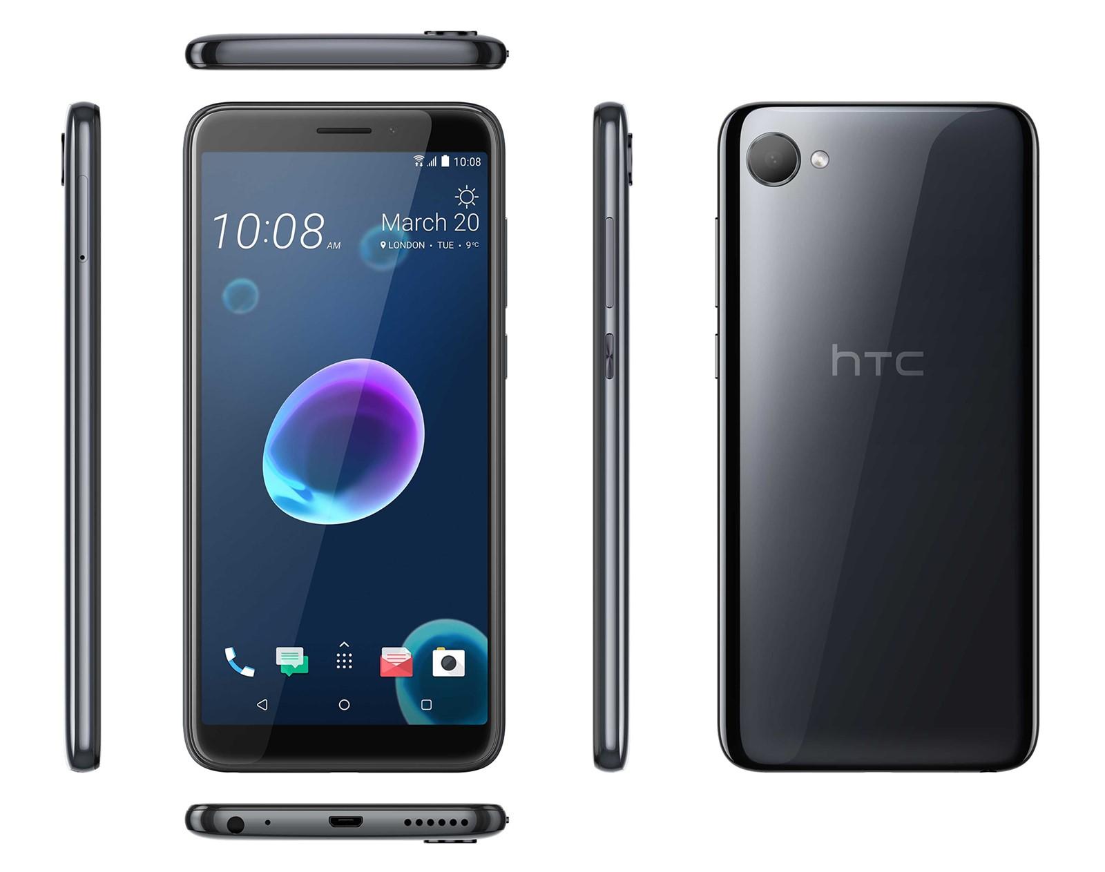 HTC Desire 12 i HTC Desire 12+