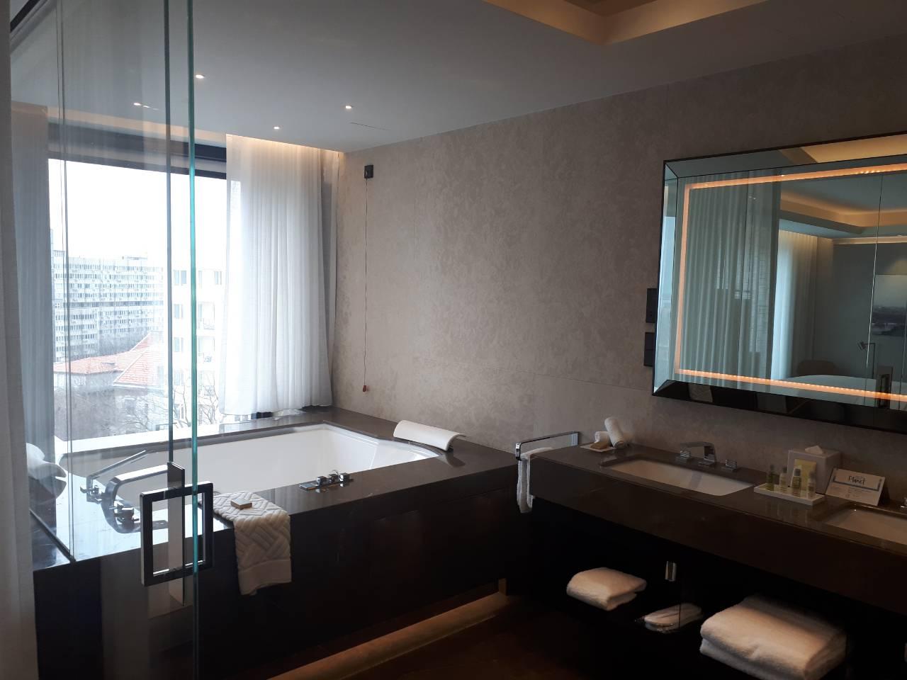 Hotel Hilton prezentacija