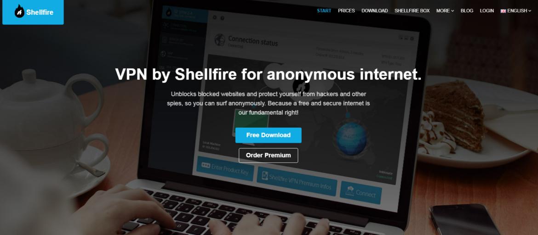 VPN Shellfire