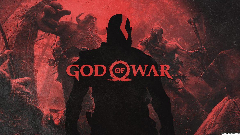 God Of War Naslovna