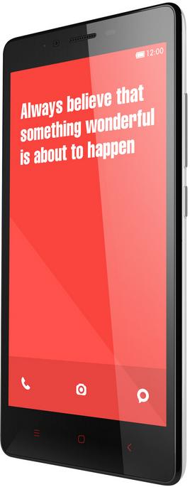 Xiaomi Redmi (Hongmi) Note