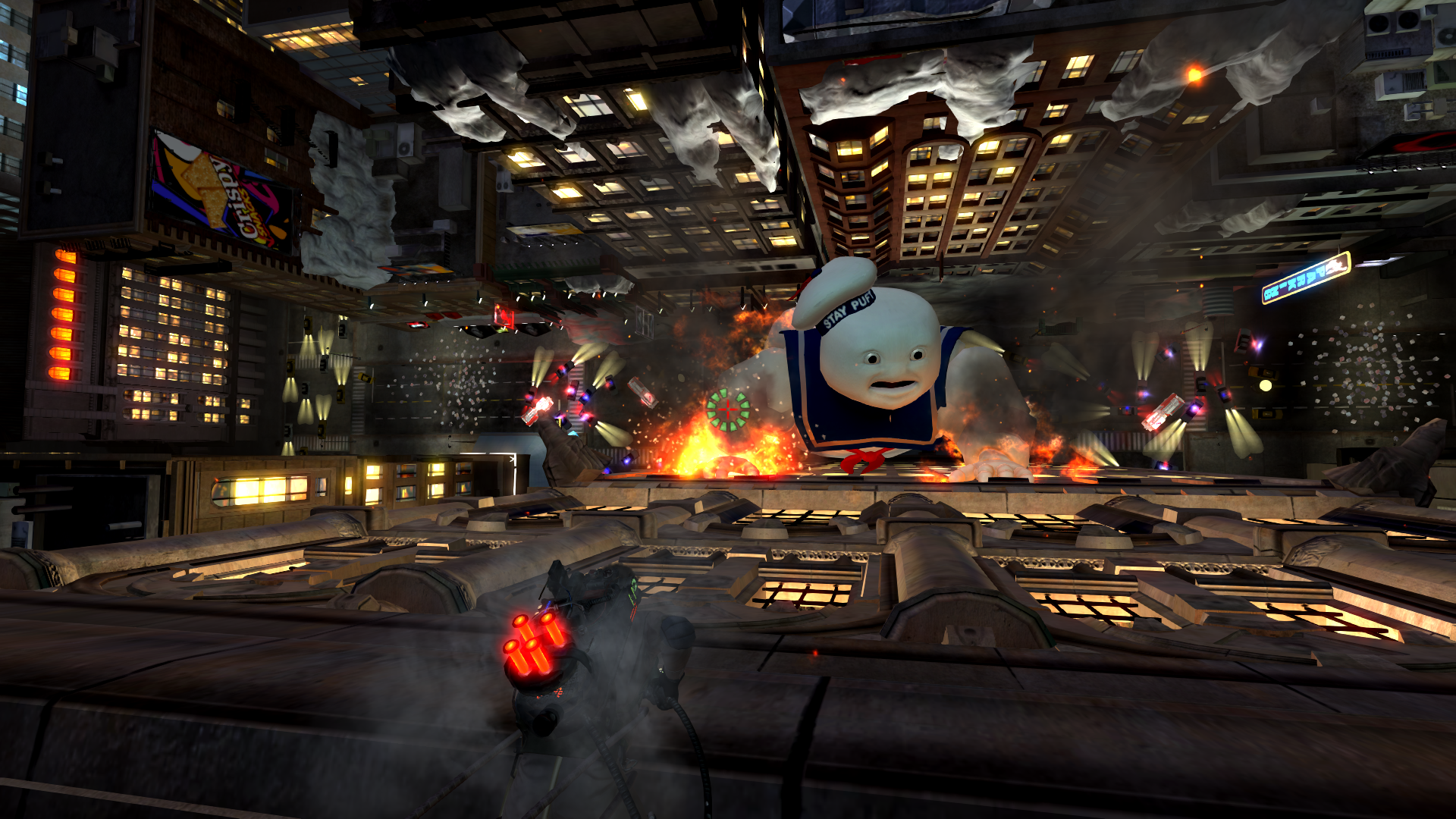 Ghostbusters: Video Game Remastered