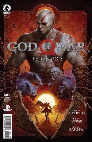 God Of War Strip