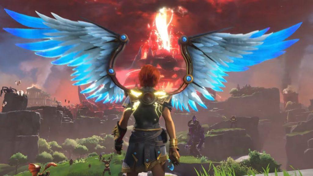 A New God DLC