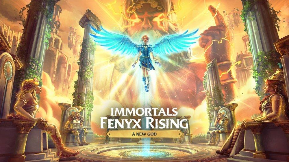 Immortals Fenyx Rising - A New God DLC