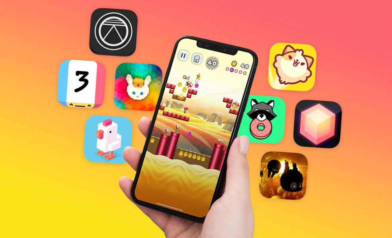 Najbolјe iPhone igre