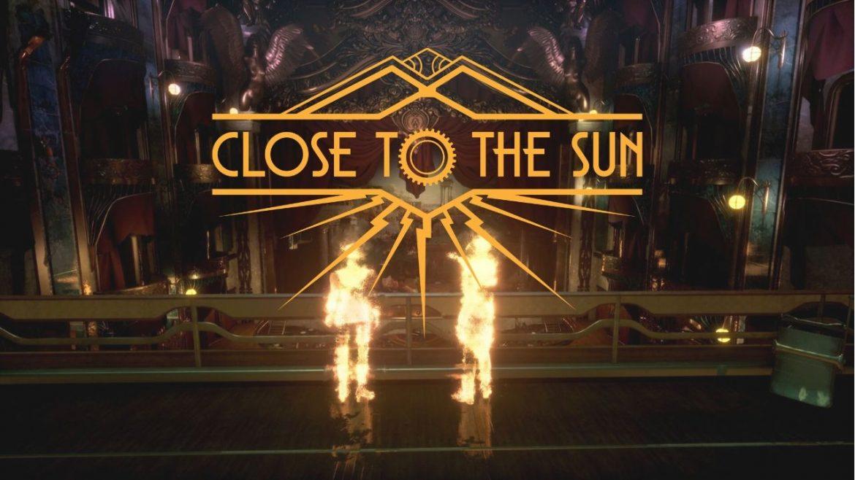 Close to the Sun Naslovna