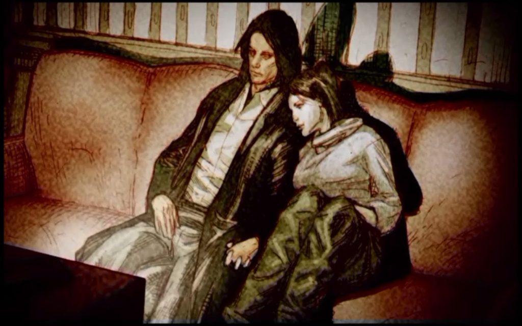 Jackie Estacado i Jenny Romano