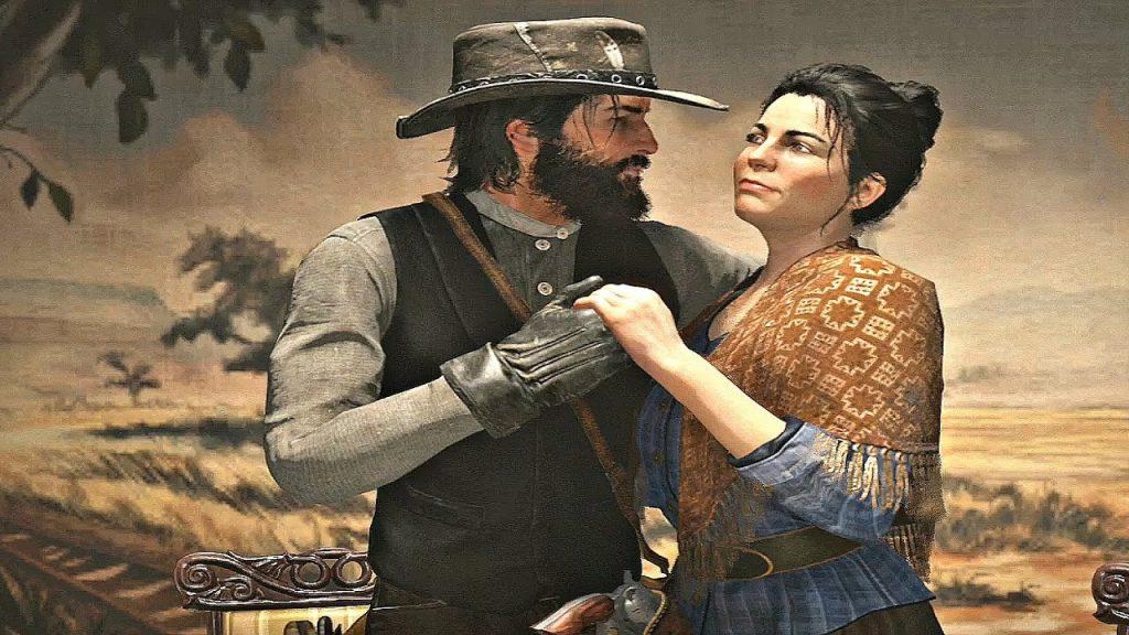 John i Abigail Marston