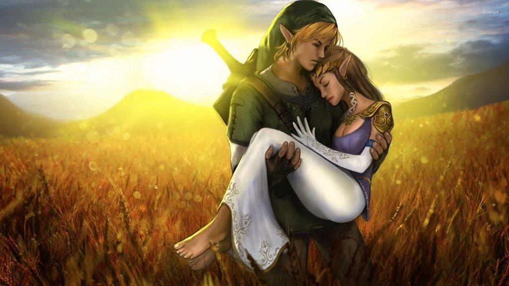 Link i Zelda