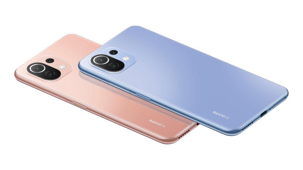 Xiaomi Mi 11 Lite 5G i Mi 11 Lite