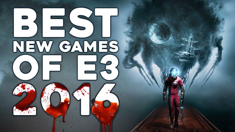 Najtraženije igre E3 2016