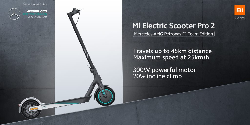 Electric Scooter Pro 2